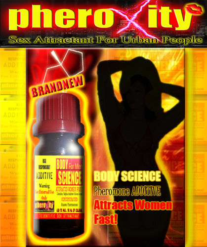 pheroXity Body Science Pheromones for Men
