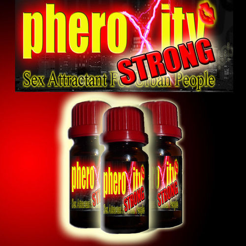 pheroXity STRONG Pheromones for MAN - 12 ml