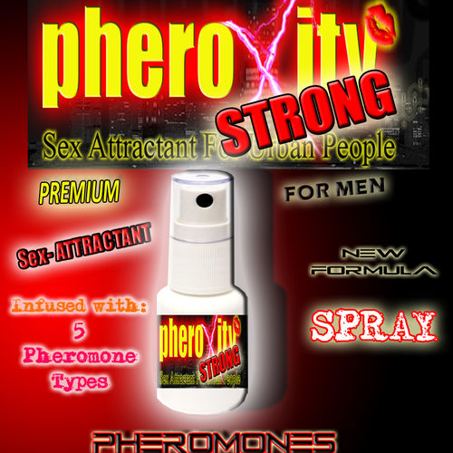 pheroXity STRONG Pheromones for man 24 ml