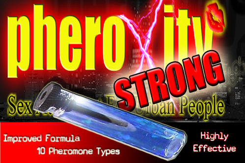 pheroXity STRONG 5 ml Phiole